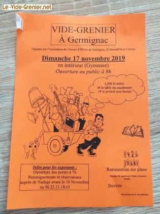 Vide-greniers de Germignac