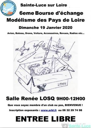 Bourse d'échange Modélisme de Sainte-Luce-sur-Loire