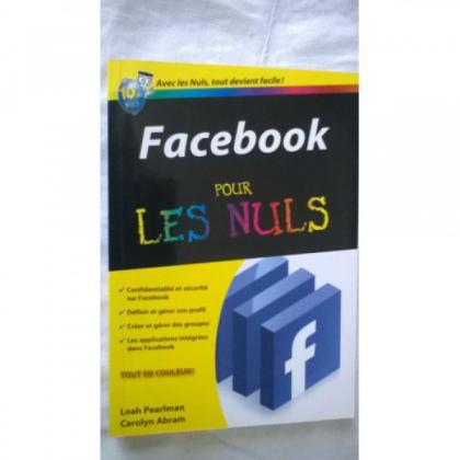Facebook pour les nuls