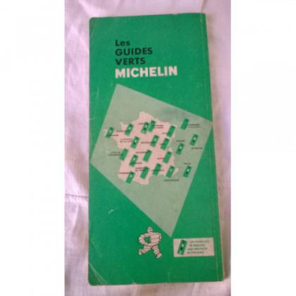 Guide MICHELIN vert Paris