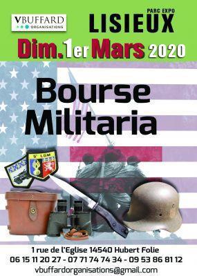 Bourse Militaria de Lisieux