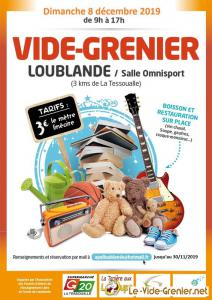 Vide-greniers de Mauléon
