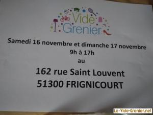 Vide-greniers de Frignicourt