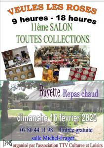 Salon toutes collections de Veules-les-Roses