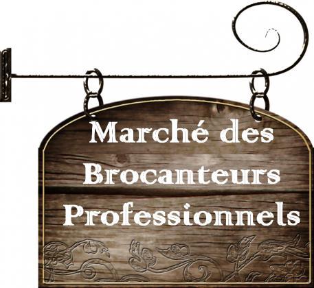 Marché des brocanteurs professionnels de La Ferrière-sur-Risle
