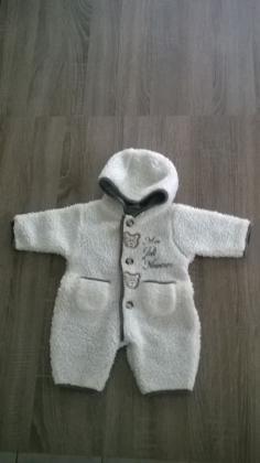 Vêtement bébé d'hiver
