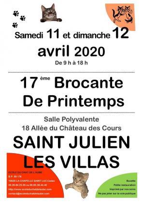 Foire à Tout de Saint-Julien-les-Villas