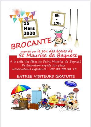 Vide-greniers de Saint-Maurice-de-Beynost