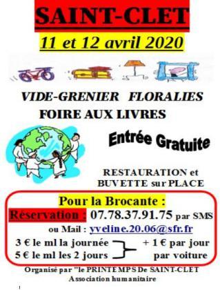 Vide-greniers de Saint-Clet