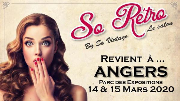 So Rétro Le Salon - Angers