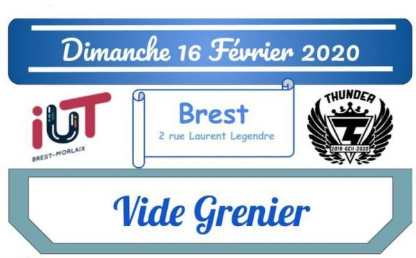 Vide-greniers de Brest