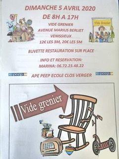 Vide-greniers de Vénissieux