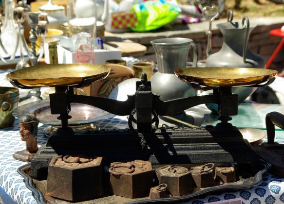 Brocante Vide-greniers - Le Montet