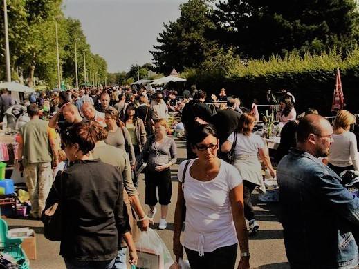 Vide-greniers de Saint-Vincent-de-Durfor