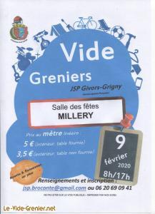 Vide-greniers de Millery