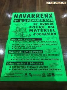 Foire de Navarrenx