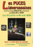 LES PUCES LIGNERONNAISES (Brocante, exposants professionnels)
