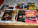 Lot de 30 revues spécial salons de l'automobiles