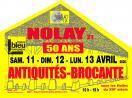 Foire Antiquités-brocante de Nolay