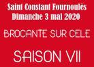 Brocante Vide-greniers de Saint-Constant-Fournoulès