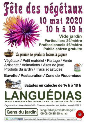Vide jardin de Languédias