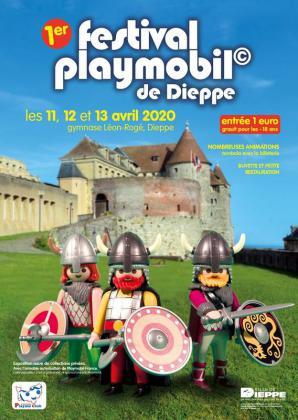 Salon Playmobil de Dieppe
