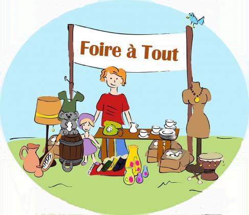 Foire à tout de Saint-Étienne-du-Rouvray