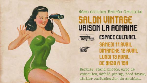Salon Vintage de Vaison-la-Romaine