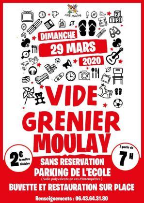 Vide-greniers de Moulay