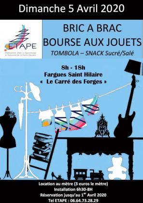 Bric à brac de Fargues-Saint-Hilaire