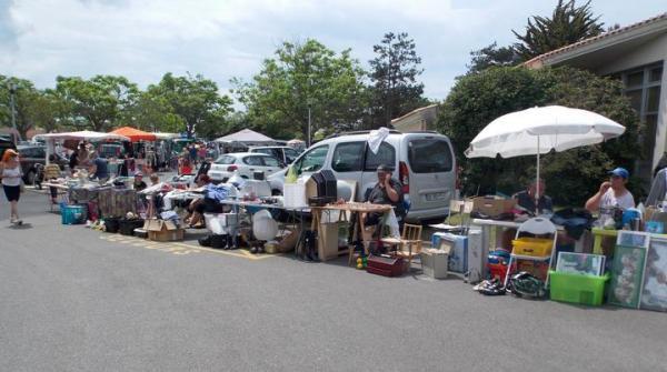 Vide-greniers de Saint-Hilaire-de-Riez