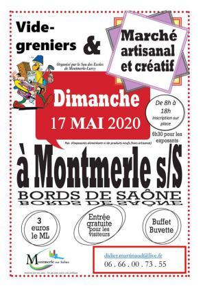 Vide-greniers de Montmerle-sur-Saône
