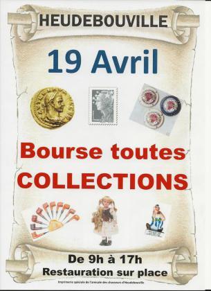 Bourse toutes collections - Heudebouville