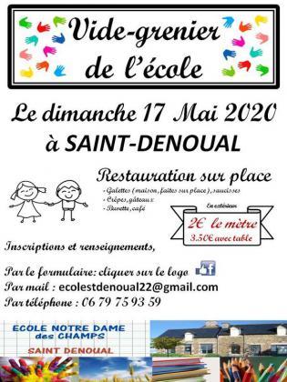 Vide-greniers de Saint-Denoual