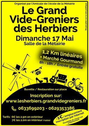 Vide-greniers - Les Herbiers