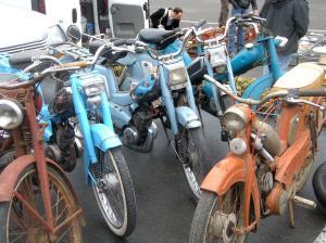 Bourse aux motos et mobylettes de Fontanes
