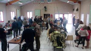 Bourse, Brocante, Matériels de pêche de Saint Géry-Vers
