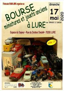 Bourse aux miniatures et aux jouets anciens de Lure