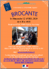Brocante de l'association LA COLOMBE du 12 Avril 2020