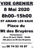 Vide-greniers de Saint-Amand-les-Eaux