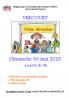 Vide grenier de l'Association des  Parents d'élèves de l école de Vrecourt  88