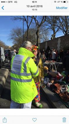 Brocante Vide-greniers Paris 20