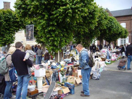 Brocante Vide-greniers de Villers-Saint-Frambourg