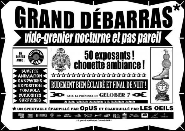 Vide-greniers de Capdenac-Gare