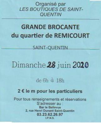 Vide-greniers de Saint-Quentin