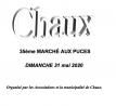 Marché aux puces de Chaux