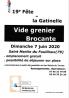 Brocante Vide-greniers de Saint-Martin-du-Fouilloux