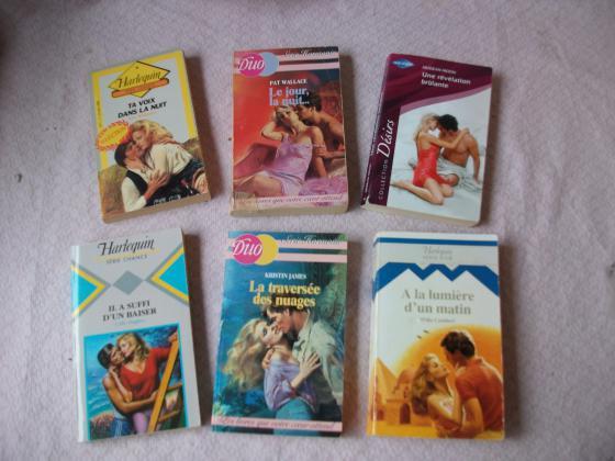 Livres-Romans Nous-2, Harlequin et genre