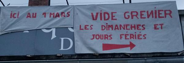 Brocante Vide-greniers de Saint-Didier-sous-Aubenas
