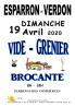 Vide-greniers - Esparron-de-Verdon
